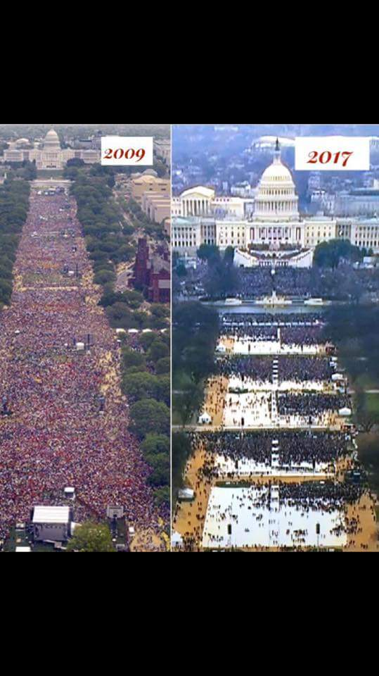 #Inauguration: Inauguration
