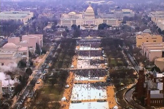 Nat'l Park Service Twitter Suspended for Trolling Trump #Inauguration Crowds https://t.co/n8WQVR7CdO