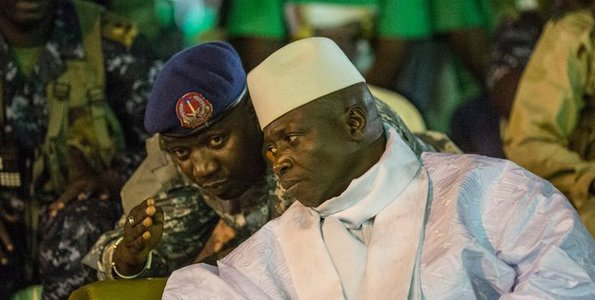 Gambia's Jammeh faces last chance to quietly cede power