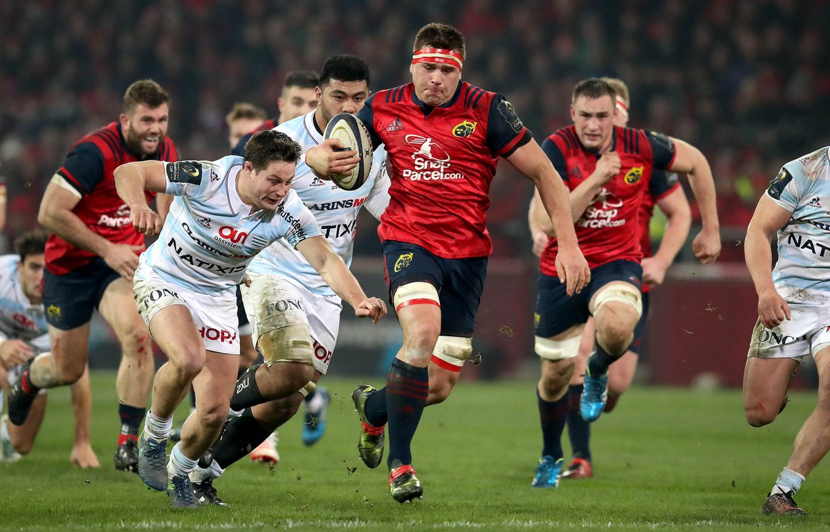 Another MOTM performance from @CJStander and a home QF in the bag  👌👌#MunsterRising https://t.co/HkTcUZLYPE