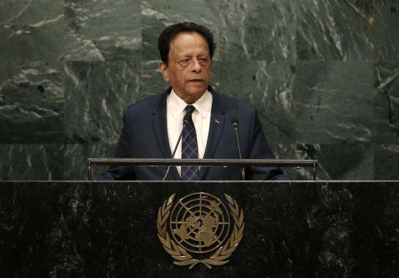 Mauritius prime minister resigns in favor of his son
