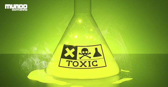 Qual é o ácido mais forte do mundo? https://t.co/1o8w0BMZmQ