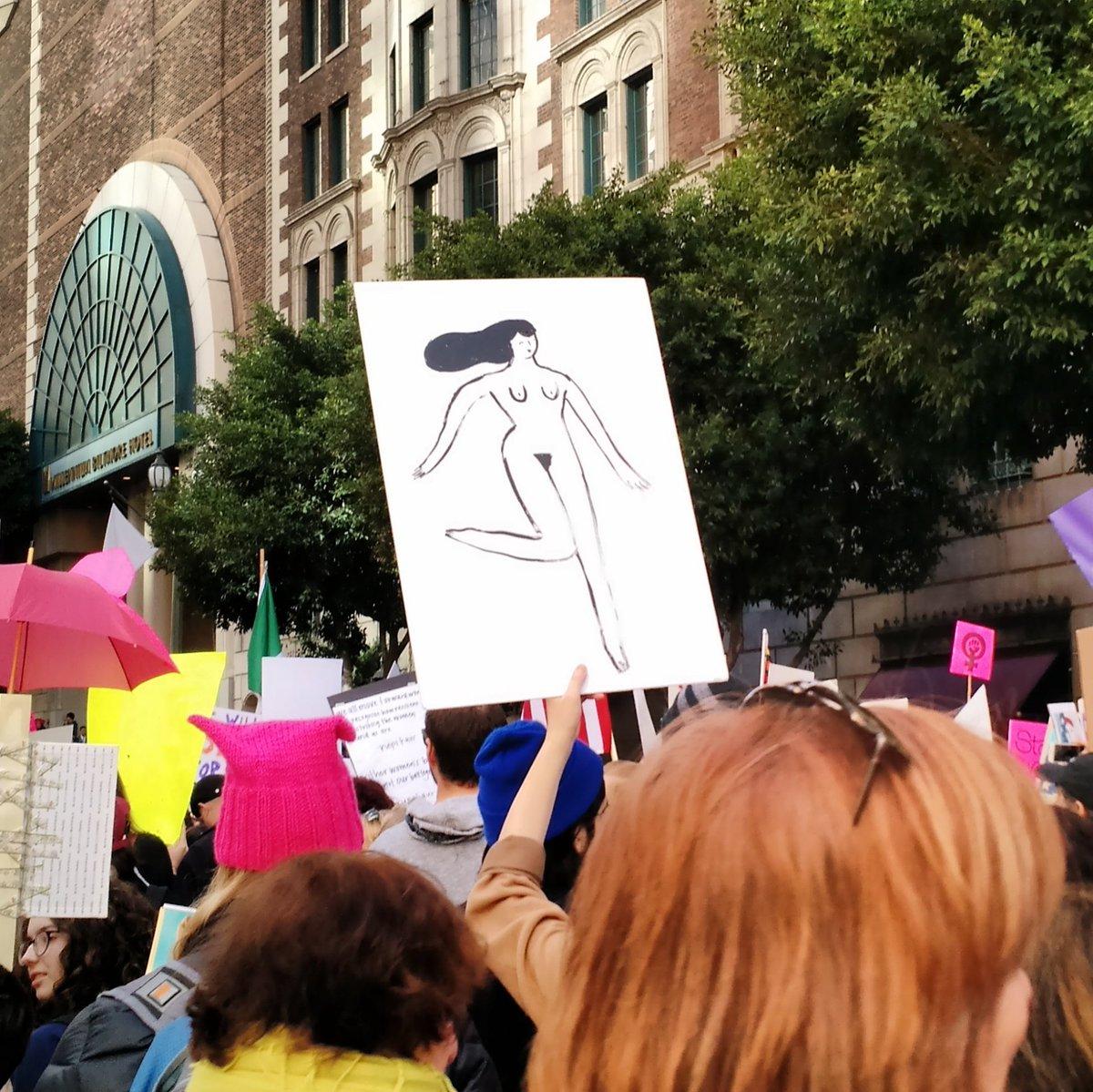 #womensmarch 0RUSyJRnVN