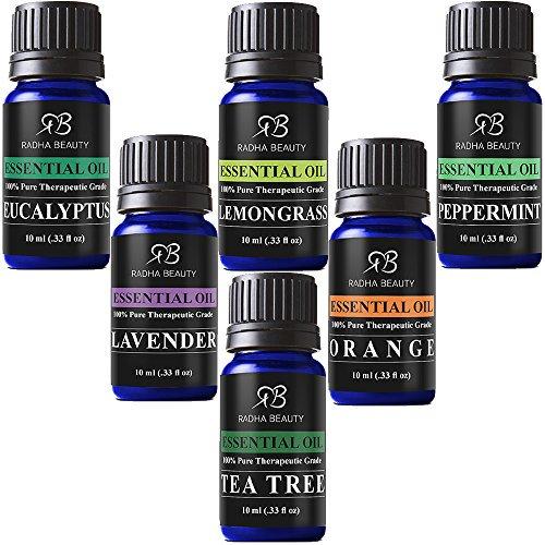 US #Beauty No.3 Radha Beauty Aromatherapy Top 6 Essential Oils 100... https://t.co/Ukpg1kuX3P https://t.co/w2daEnwvqG