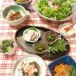 #寝落ち飯ワカコ酒観て、牡蠣ふりゃー食べたくなった⤴日本酒も呑みたくて、生牡蠣もはい、作りすぎ😋牡蠣ふりゃー、海老ふりゃ