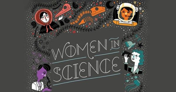 In honor of today's #WomensMarch, an illustrated celebration of trailblazing women in science https://t.co/CNBDnN2A8J