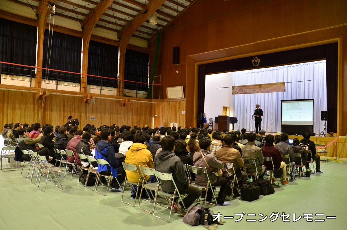 「全国アニメ聖地巡礼サミット in 吉野」が午前10時より始まりました。サミットではアニメコンテンツについての講演やアニ