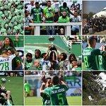 Brazilian football team Chapecoense play first game since tragic plane crash