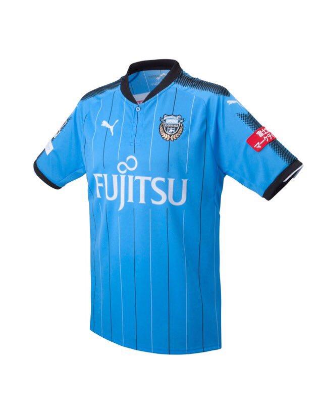 【#2017川崎新体制】川崎フロンターレ2017シーズンユニフォームは「Paint it Blue」をテーマにクラブ初の1stユニフォームが全身サックス。ユニフォームでスタジアムを青く染めよう!!【アズーロ・ネロ】#frontale