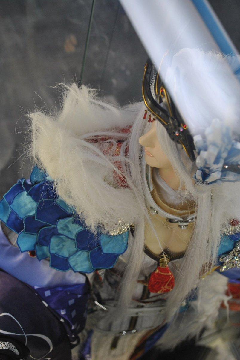 雪鴉の谷間すんごい(///∇///)#サンファン