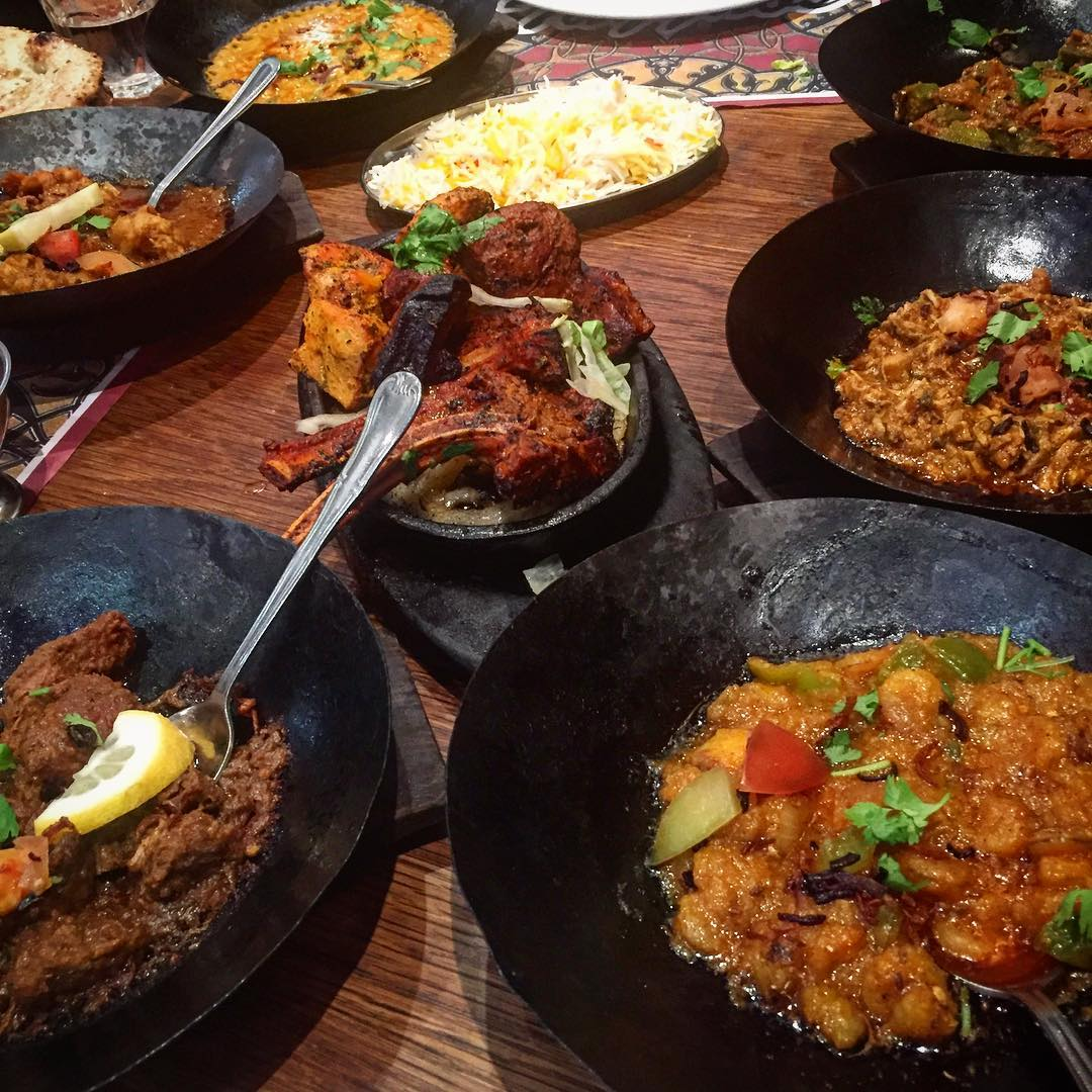 Brains masala at Tayyabs London's Most Unusual Eats