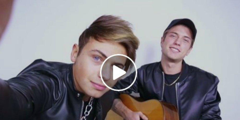 """.@BenjieFede sempre più internazionali! Ascolta la versione spagnola di """"Adrenalina""""! https://t.co/FGwgTDom1J"""