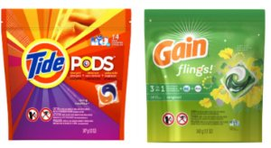 YEESSS!!! Tide PODS & Gain Flings ONLY $.94 @ CVS With These HOT, NEW, HIGH VALUE Printable… https://t.co/Hq8HBcmG90 https://t.co/SE0Qa75BDb