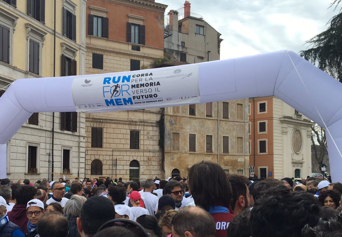#RunForMem
