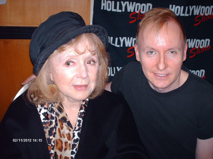 Happy Birthday to actress Piper Laurie. :)