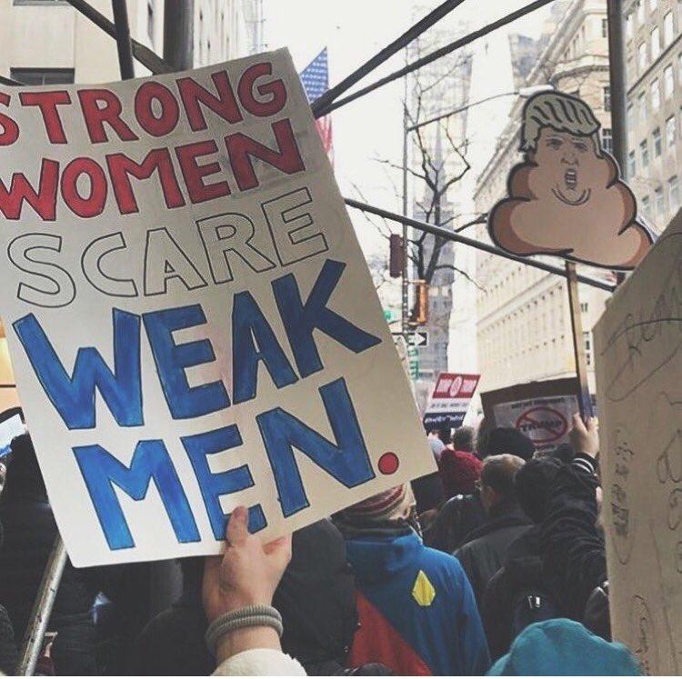 #WomensMarch: Womens March