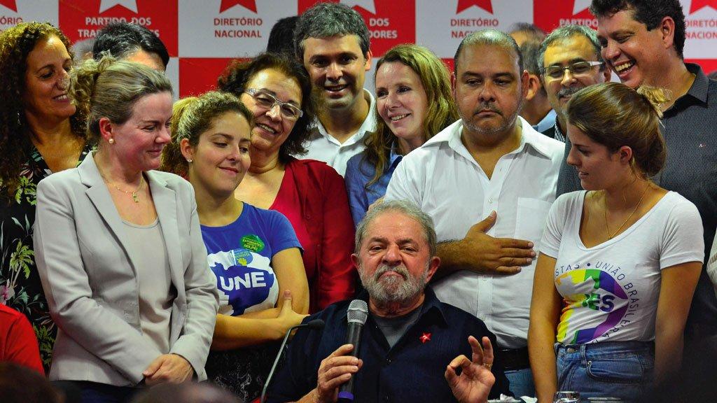Lula e sua estratégia mais do que batida. https://t.co/S2wPBFVDx5