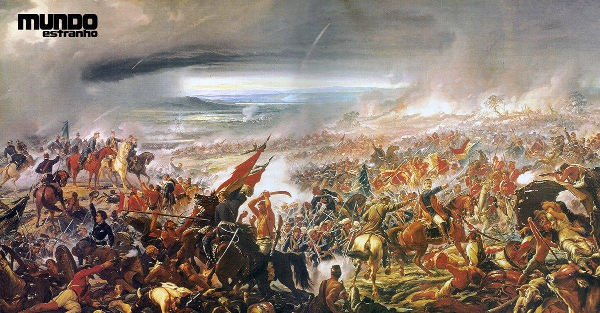 Quais foram as principais guerras entre países da América do Sul? https://t.co/RBFD1zfZYT