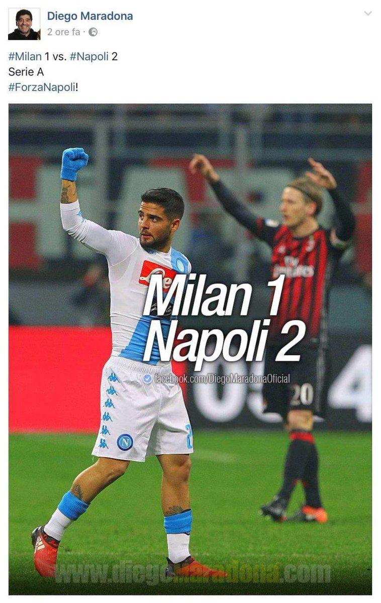 #MilanNapoli