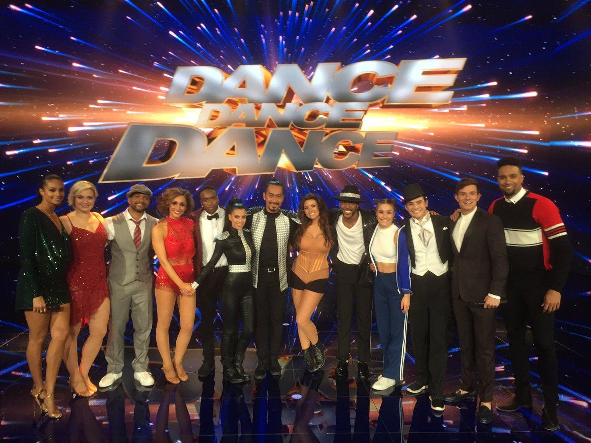Tuned into @DanceDanceDance @AshleyBanjo @Chrissy_Brooke @jonnylabey on @ITV Hosted by @AleshaOfficial @iamwillbest