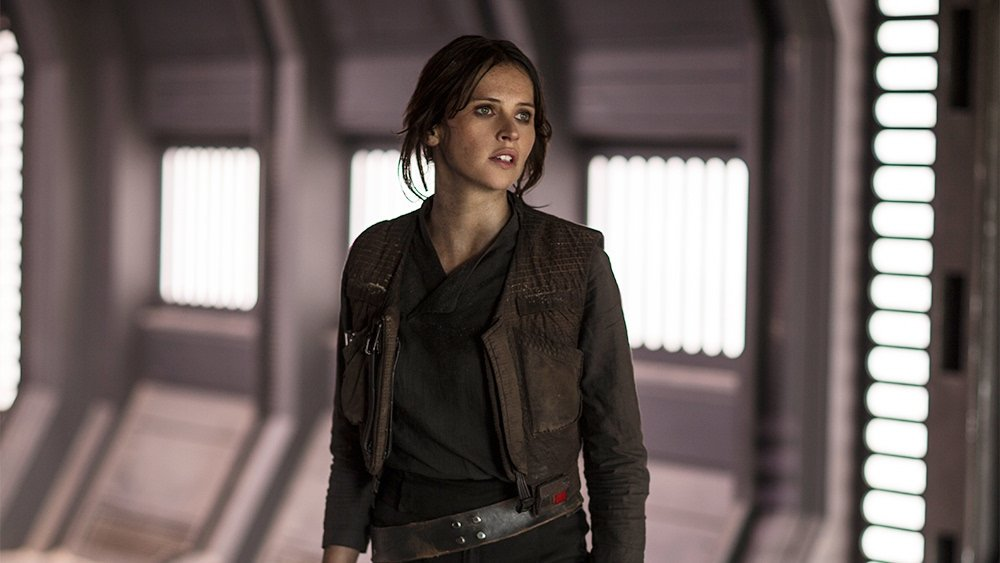 """Rogue One: A Star Wars Story"""" has surpassed the $1 billion milestone at the worldwide box office, becoming the 28th movie to do so."""
