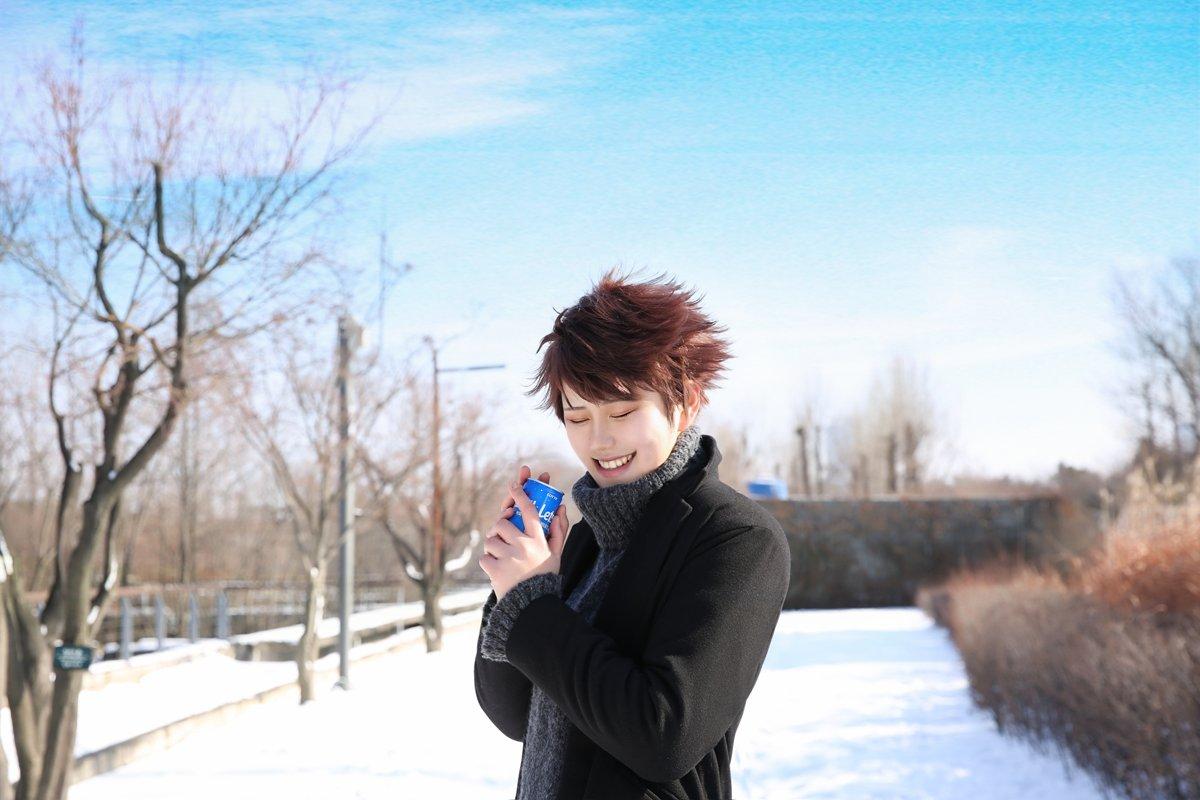 20170122HQ-!!ハイキュー!!오이카와 토오루 :: WinterPhoto. 한밤님 (  )