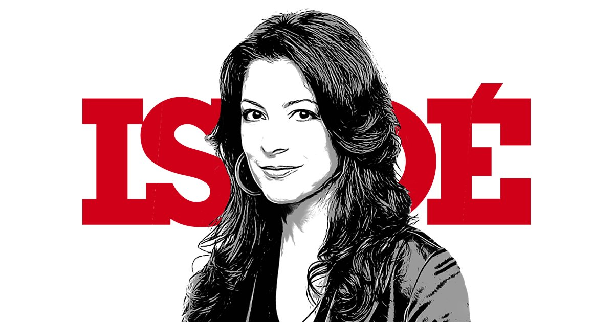 Ana Paula Padrão: 'Minha fase pessimista'. https://t.co/9DhTi8BoB9