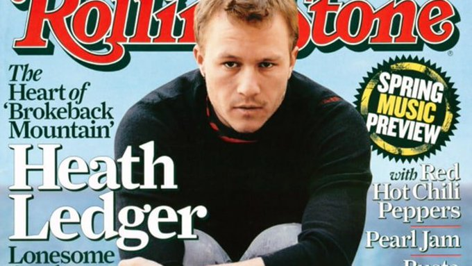 Heath Ledger died 9 years ago today. Look back at our 2006 cover story on the actor https://t.co/AAcnYFv7An