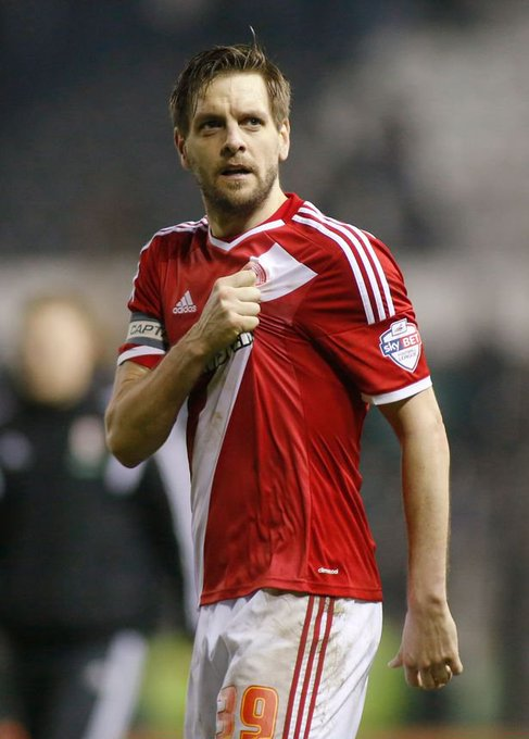Happy birthday to former Boro defender Jonathan Woodgate. ??