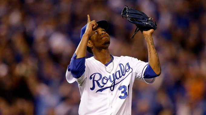 Dominican police: Royals pitcher Yordano Ventura has been killed in a car crash https://t.co/qK5tXc1RJQ