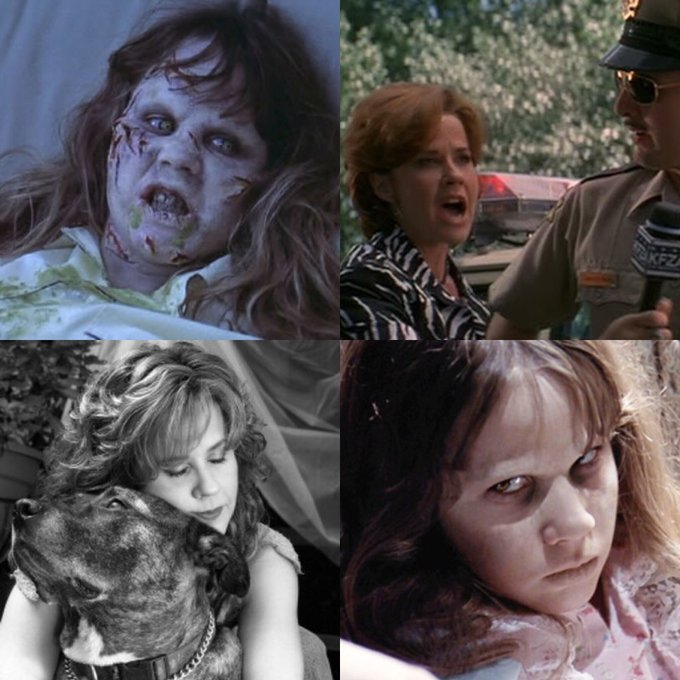 Happy Birthday to the lovely Linda Blair