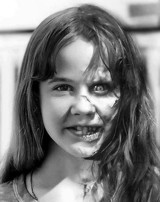 Happy birthday Linda Blair! If only William Peter Blatty were here to celebrate.