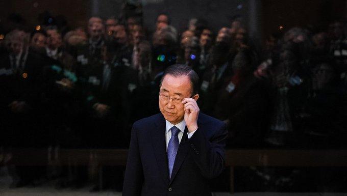 """[단독] 선관위 전체회의도 안 열고 """"반기문 출마가능"""" https://t.co/PDPeSct6AM"""