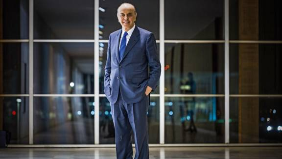 "José Serra: ""Antes de discutir 2018, precisamos reconstruir o País"". https://t.co/VJLXwl6rxC"