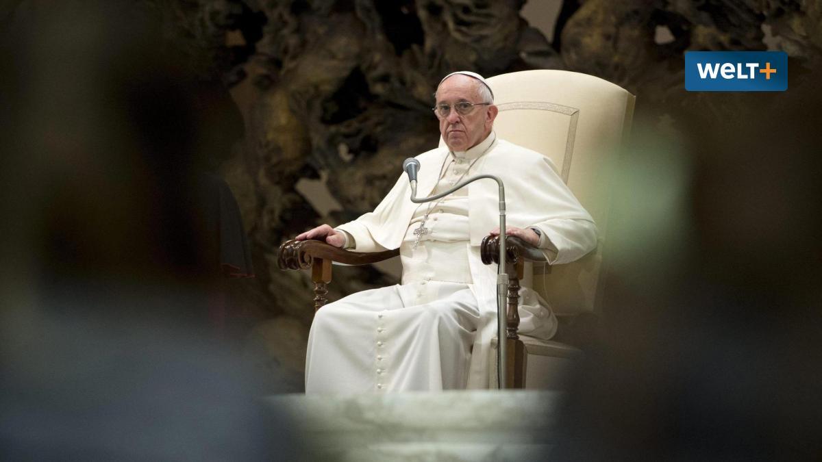 Papst Franziskus: 'Hitler wurde vom Volk gewählt und hat sein Volk zerstört' https://t.co/ti5DbXDpUo