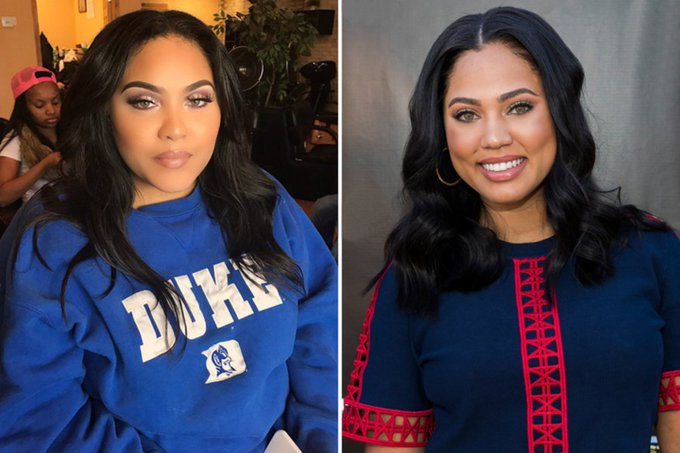 The woman fat-shamed for resembling Ayesha Curry opens up about her photo going viral: https://t.co/dPr5RnDVnN