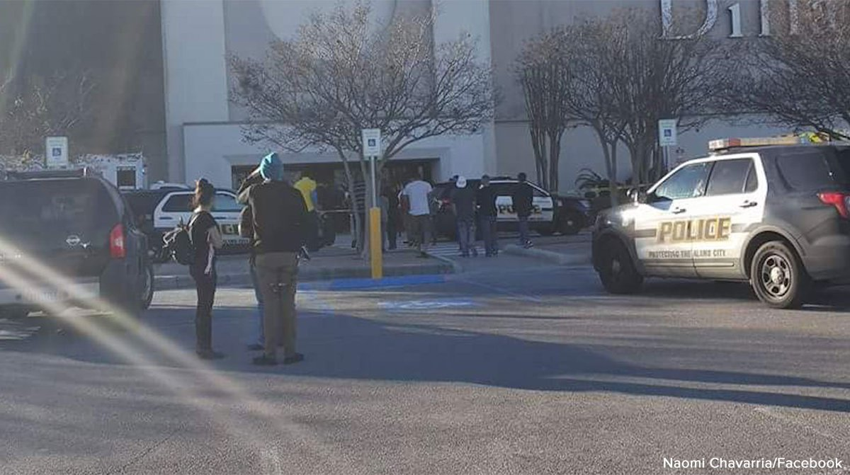 At least one person killed, six others injured in shooting at San Antonio mall, officials say. https://t.co/LaKe92jvAc