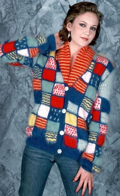 Happy birthday to the eternally lovely Diane Lane! (Where can I cop this fabulous sweater?)