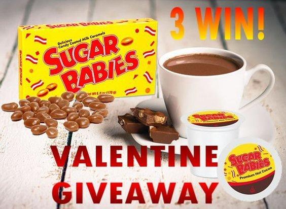 SugarBabies Valentine Giveaway