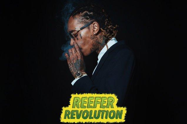 .@WizKhalifa has high hopes for the #ReeferRevolution https://t.co/1lNT1jE4uE https://t.co/RktNDdkge0