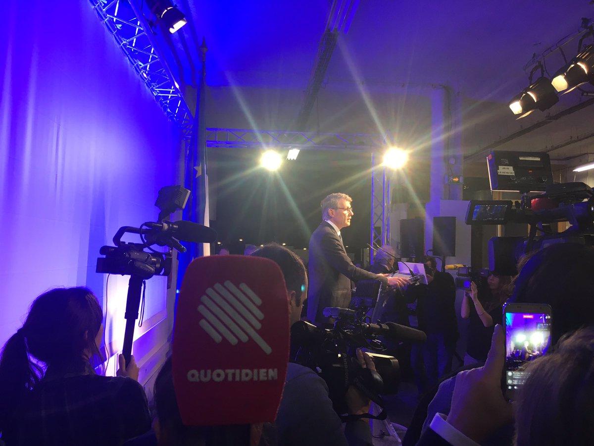 #Peillon part comme il est venu, sans répondre à LA question du soir : 'pourquoi ne soutient-il personne au second tour ?' #PrimairePS