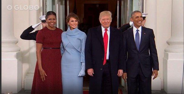 'Quem é mais cavalheiro: Obama ou Trump? https://t.co/5wvH0A3fku
