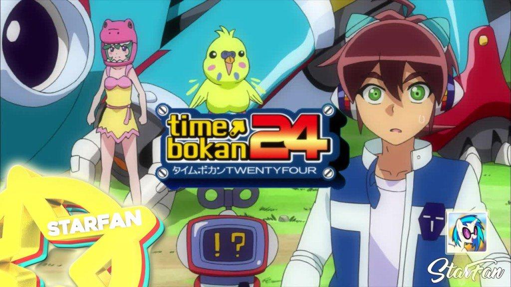 【ジャニーズ速報】Hey!Say!JUMP タイムボカン24新 | Time Bokan 24 Opening 2 |
