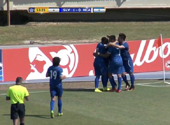 La Selecta derrota 1 - 0 a Nicaragua y logra el pase a la Copa Oro