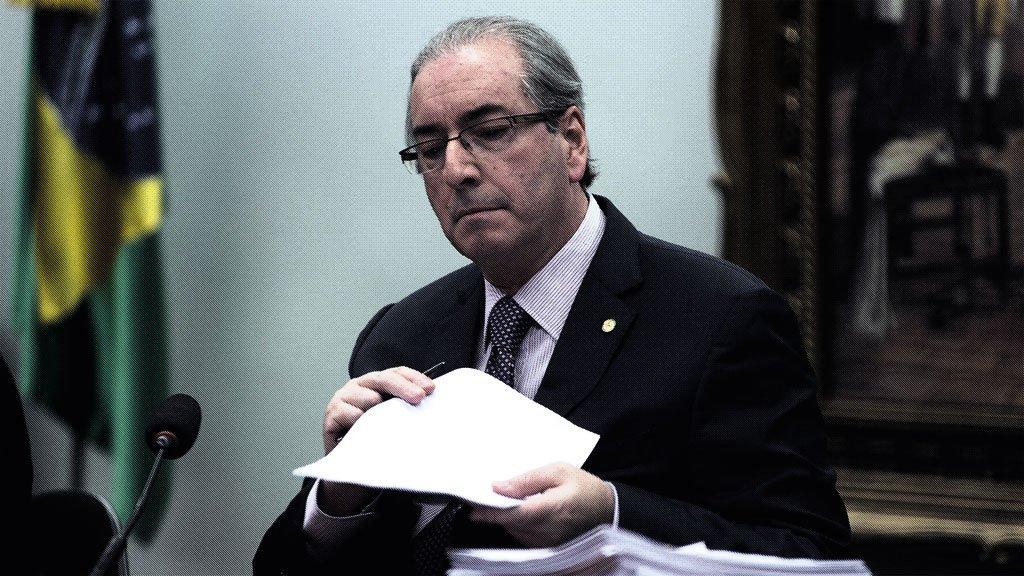 Dossiês secretos de Cunha revelam tentativas de se livrar da Lava Jato. https://t.co/fg5kgIrBfF