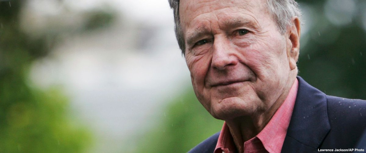 Former President George H.W. Bush's health continues to improve, spokesperson says https://t.co/EmZXVByhKn