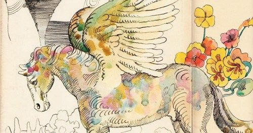 For Lord Byron's birthday, his epic poem 'Don Juan' illustrated by Milton Glaser and annotated by Isaac Asimov  https://t.co/qcfIeUONJ4