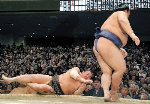 白鵬認めた「強い人が大関になり、宿命を持った人が横綱になる」 https://t.co/47ElGr3sZY #sumo #スポーツ新聞
