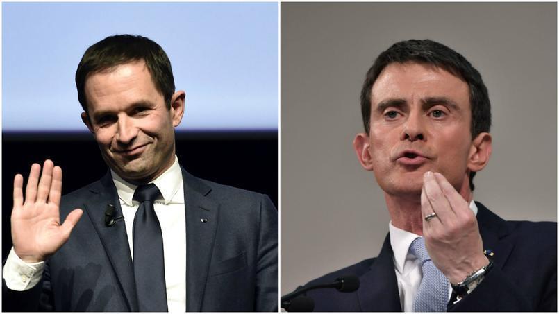Sondage : Hamon ou Valls nettement distancés à la présidentielle >> https://t.co/5GbbilHJpA #PrimairesGauche