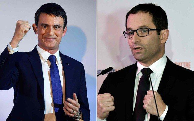 Valls e Hamon disputarão segundo turno das primárias socialistas na França. https://t.co/6xB2Io3A8J #G1